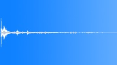 Matter Mayhem - Plastic Big Container bounces 03 Sound Effect