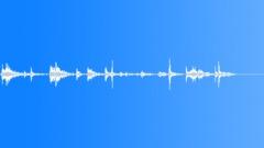Matter Mayhem - Plastic Big Container long bounces 02 Sound Effect