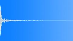 Matter Mayhem - Plastic Polystiren Large impact 04 Sound Effect