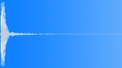 Matter Mayhem - Plastic Polystiren Large impact 09 Sound Effect