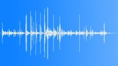 Matter Mayhem - Plastic Small tube incoming bounces 03 Sound Effect