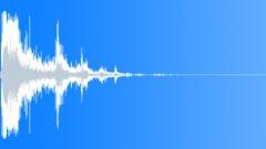 Matter Mayhem - Small Blowup Wooden structure Mid-03 Sound Effect