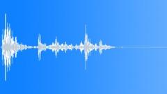 Matter Mayhem - Stone Med falling on resonnant wood-03 Sound Effect