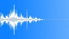 Matter Mayhem - Wood-Small barrack crash-04 - sound effect