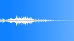 Matter Mayhem - Wood Bark Fall on Concrete-04 Sound Effect
