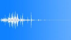 Matter Mayhem - Wood Bark Fall on Concrete-07 Sound Effect