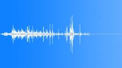 Matter Mayhem - Wood Bark Fall on Concrete-11 Sound Effect