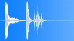 Matter Mayhem - Wood Big plank fall resonnant-03 Sound Effect