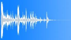 Matter Mayhem - Wood Group of big planks fall resonnant-14 - sound effect