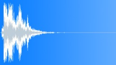 Matter Mayhem - Wood Group of big planks fall resonnant-18 Sound Effect
