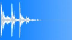 Matter Mayhem - Wood Group of big planks fall resonnant-20 - sound effect