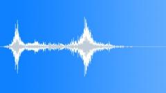 Matter Mayhem - Wood Group planks fall-10 - sound effect