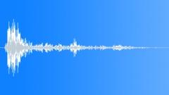 Matter Mayhem - Wood Group planks fall-13 - sound effect