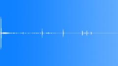 Matter Mayhem - Wood Med plank incoming bounces resonnant-03 Sound Effect