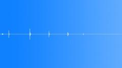 Matter Mayhem - Wood Med plank incoming bounces resonnant-04 Sound Effect