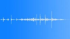 Matter Mayhem - Wood Med plank incoming bounces resonnant-08 Sound Effect