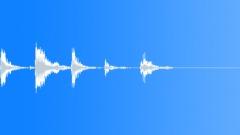 Matter Mayhem - Wood Sticks Fall on Concrete-34 - sound effect