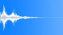 Matter Mayhem -1st Person Dirt Debris-12 Sound Effect