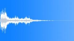 Matter Mayhem -1st Person Dirt Debris-17 Sound Effect