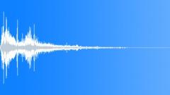 Matter Mayhem -1st Person Dirt Debris-19 Sound Effect