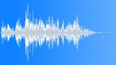 Metal credit card chunks 4 Sound Effect