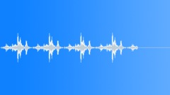 Morph mechanical metal shuffle 01 Sound Effect