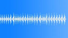 Stock Sound Effects of morph mechanical metal shuffle 05