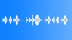 Morph mechanical metal shuffle 16 Sound Effect