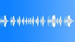 morph mechanical metal shuffle 19 - sound effect
