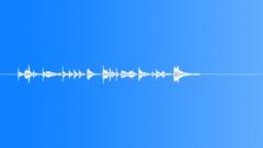 Morph mechanical metal shuffle 24 Sound Effect