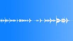 Morph mechanical metal shuffle 28 Sound Effect
