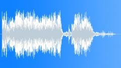 Stock Sound Effects of morph organic alien layer 09
