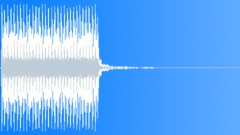 MP5 Burst - Shot - Long - Open Exterior Sound Effect