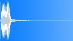 MP5 Burst - Shot - Medium - Open Exterior Sound Effect