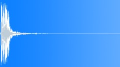 MP5 Burst - Shot - Short - Urban Exterior Sound Effect