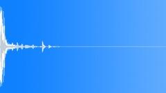 MP5 Single - Shot - Open Exterior 03 - sound effect