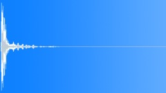 MP5 Single - Shot - Open Exterior 05 - sound effect