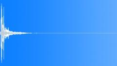 MP5 Suppressed - Single Shot - Exterior Urban 03 - sound effect