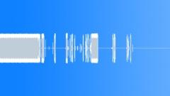 Noise pickup bad reception interfence 10 Sound Effect