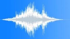 Passby SpaceShip Big Cargo 07 Sound Effect