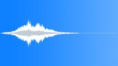 Stock Sound Effects of passby SpaceShip Medium 22