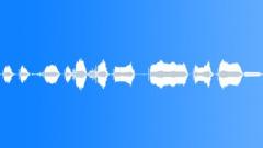 servo on off - sound effect