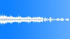 Servo small bot power down 03 Sound Effect