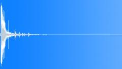 SIG P226 Suppressed - Single Shot - Open Exterior 02 Sound Effect