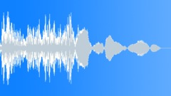 Sinematic - Neon - Designed - BioMech Large 08 Sound Effect