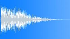 Sinematic - Simple - Hit Verb Subtle - sound effect