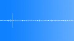 Static crisps 02 Sound Effect