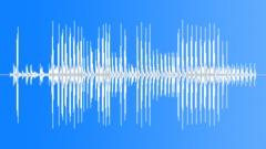 Texture mechanical shuffle 02 Sound Effect