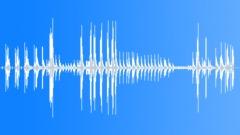 texture mechanical shuffle 04 - sound effect