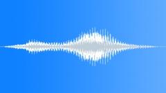 Time Exit - subtle warbles - sound effect
